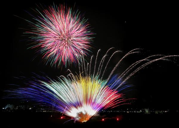 【中止】川崎市制記念多摩川花火大会