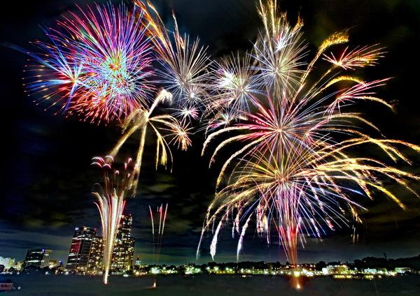 第78回川崎市制記念多摩川花火大会